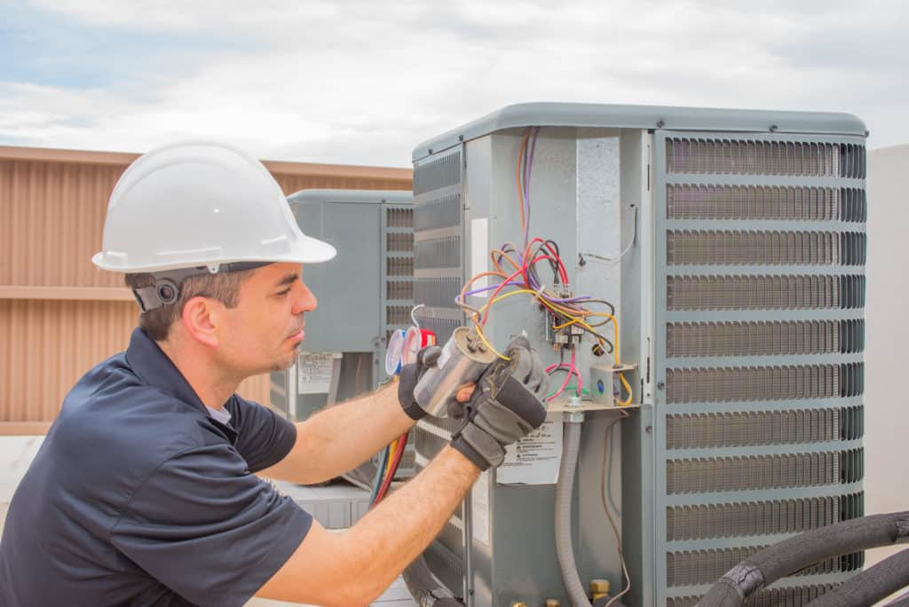 AC Repair in New York by Rebmann